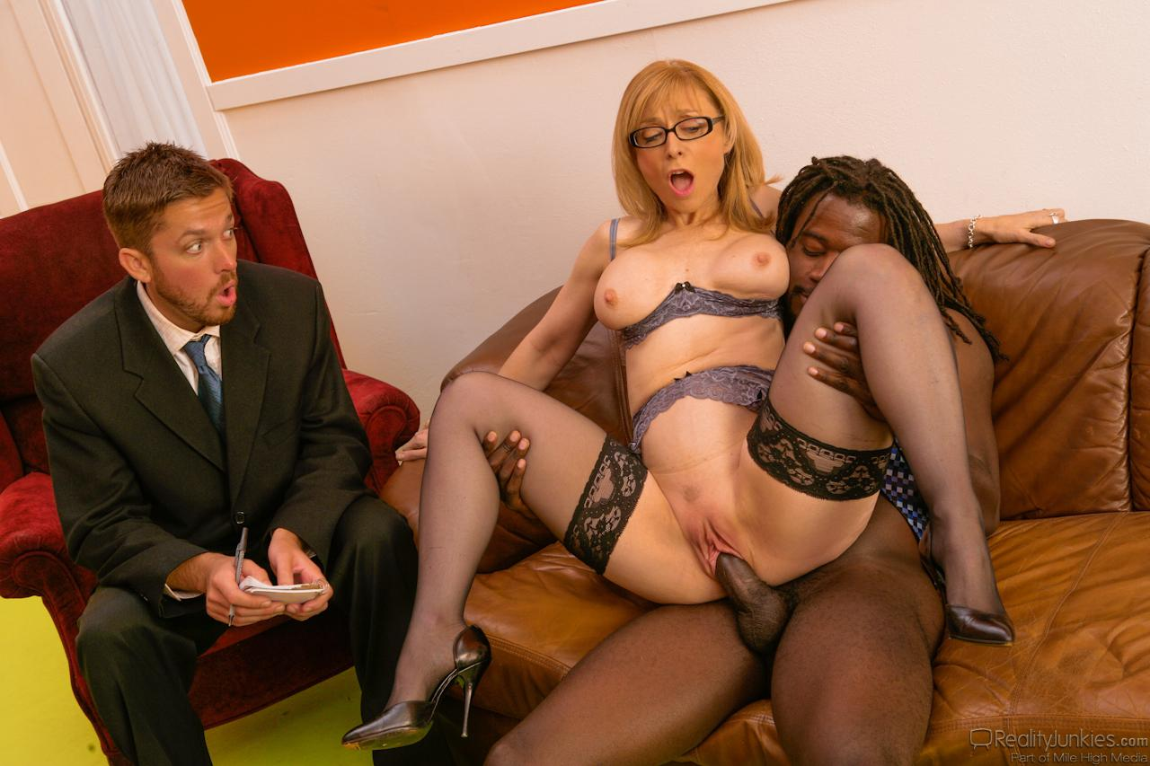 Mature in stockings movies 9