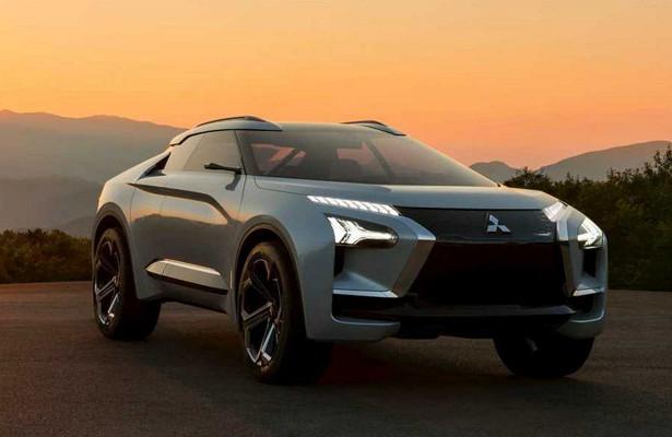 «Заряженный» Mitsubishi e-Evolution выйдет осенью текущего года