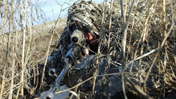 Боевики нехотят оставлять обустроенные опорные пункты вСтанице Луганской