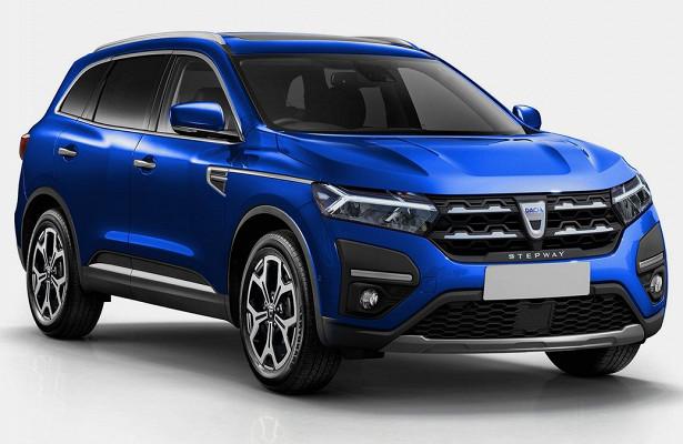 Renault выпустит семиместный кроссовер набазе Sandero