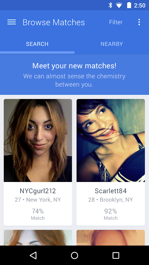 Okcupid dating persona test