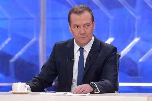 Медведев поздравил один изстарейших цирков России сюбилеем