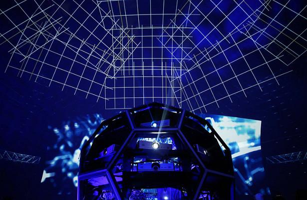 Открылся планетарий ссамым большим куполом вмире
