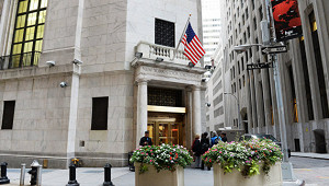 Фондовые индексы СШАзакрылись разнонаправленно