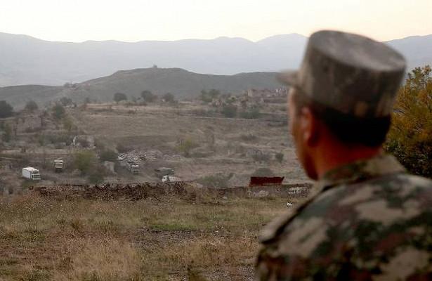 Войска Азербайджана вошли вКельбаджарский район