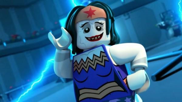 Film Lego DC Comics Super Heroes: Justice League vs