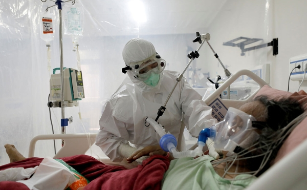 ВЧехии зафиксирована максимальная за10летсмертность нафоне пандемии