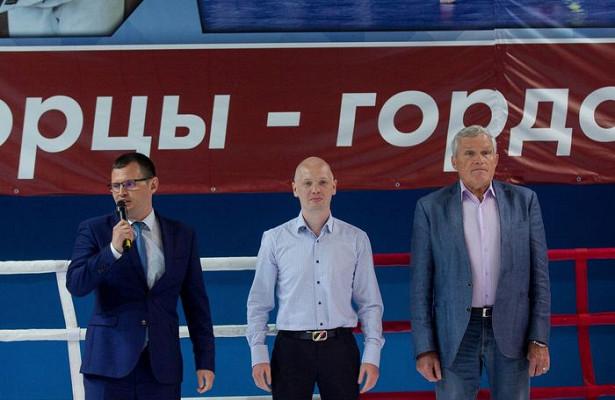 Алексей Тищенко призвал омичей поддержать боксеров-земляков