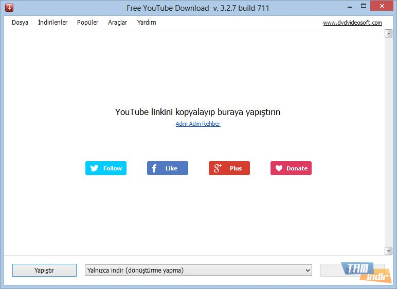 Download the latest version of YouTube Song