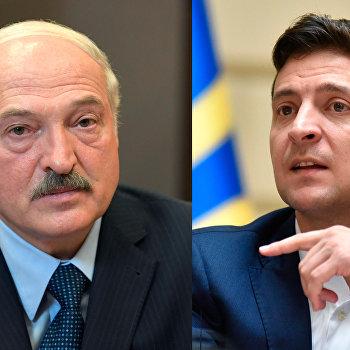 Украина присоединилась кевропейским санкциям против Белоруссии