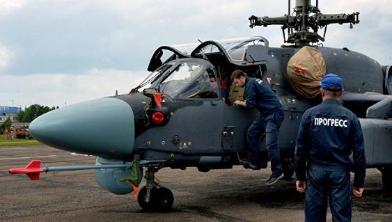 Египет обратился к России с просьбой о поставке Ка-52К для «Мистралей»