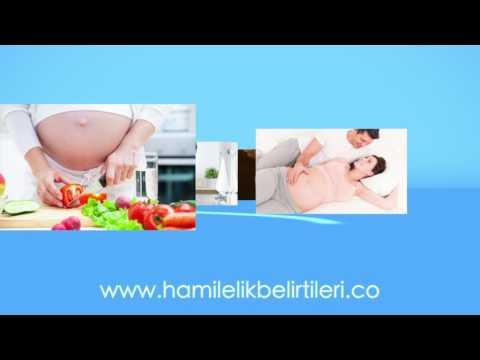 Hamile kalma belirtileri ne zaman başlar