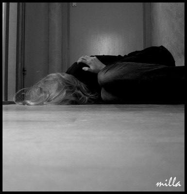 Ночью проснулся от сильного сердцебиения и чувства страха