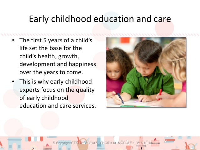 thesis topics in early childhood education