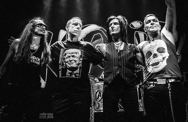 Группа «НАИВ» выступит вМоскве 16октября
