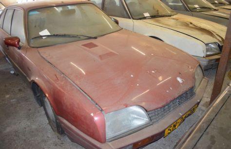 Коллекцию из150автомобилей Citroen CXвыставили напродажу