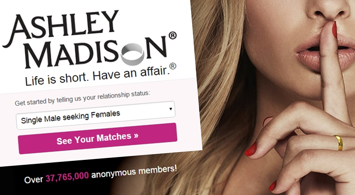 Ashley Madison hack list: How to check if your partner's