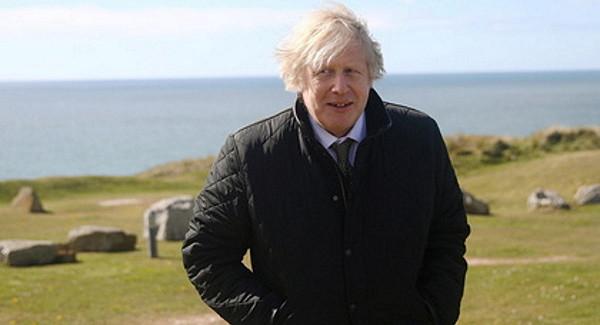 Джонсон отказался идти напохороны принца Филиппа