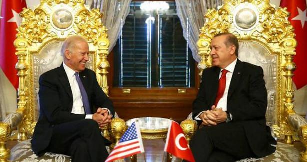 Байден сделает все, чтобы вырвать Эрдогана из«объятий» Путина