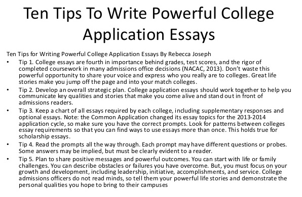 Write my heading for college essay application