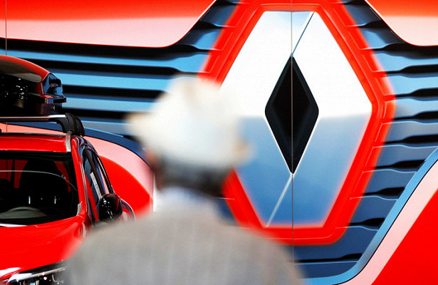«Рено» понесла крупнейшие финансовые потери вистории