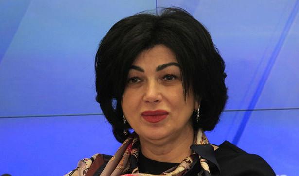 Глава администрации Симферополя Елена Проценко покинула пост