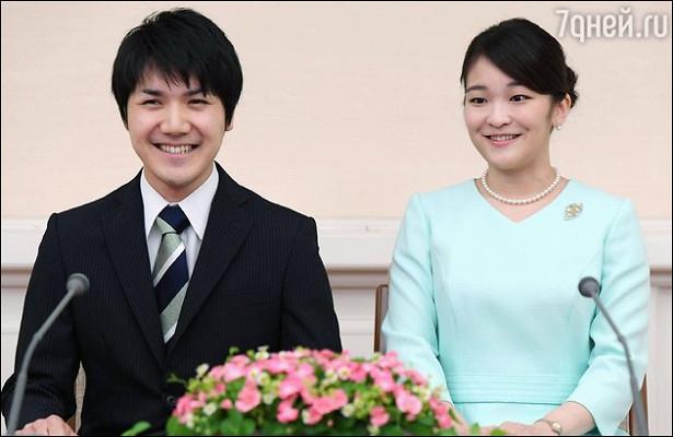 Японская принцесса отреклась оттитула из-залюбви