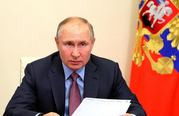 «Несмотря ниначто»: Путин заявил оподдержке Донбасса