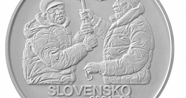 50летсоднявосхождения на«восьмитысячник» Нанга Парбат на10евро Словакии
