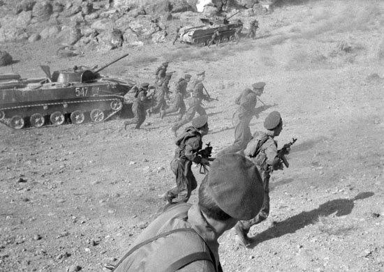 Самые страшные советские потери вАфганистане