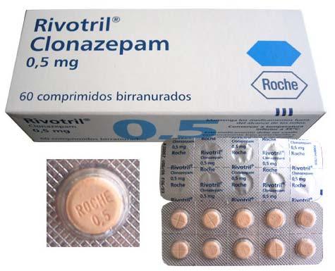 Clonazepam preis