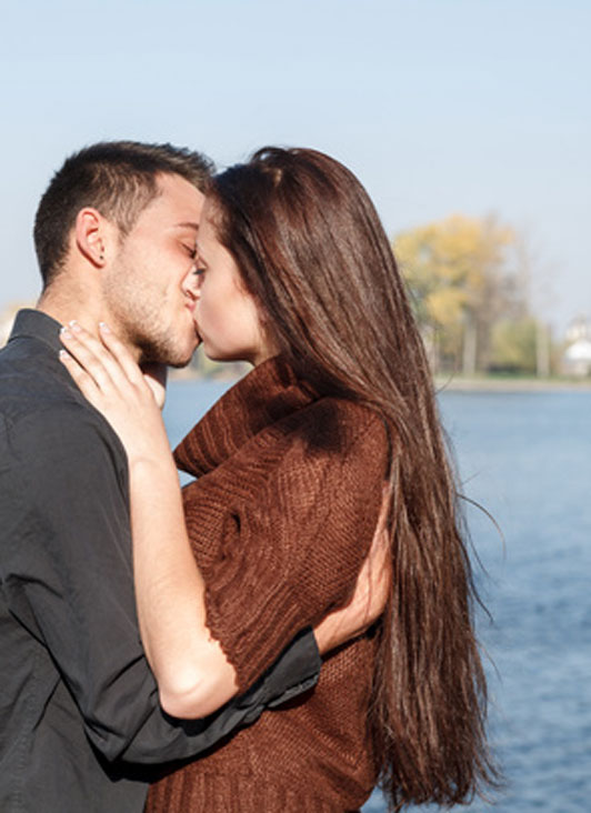 What does it mean to be a bad kisser? Have you