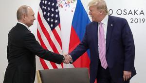 СШАзаявили остремлении кдружбе сРоссией