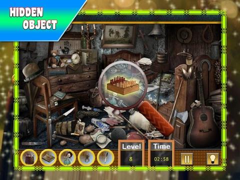 Hidden Object Games - Free Online Hidden Object Games