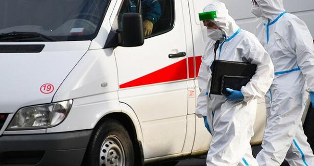 ВРоссии выявили 12505новых случаев коронавируса