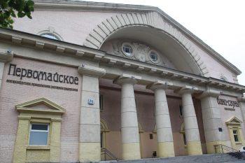 ВЕкатеринбурге отреставрируют здание бани «Бодрость» 50-хгодов