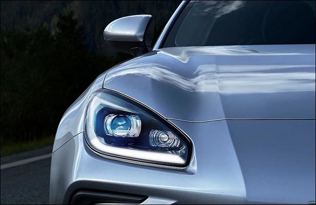 Subaru раскрыла дату премьеры спортивного купе