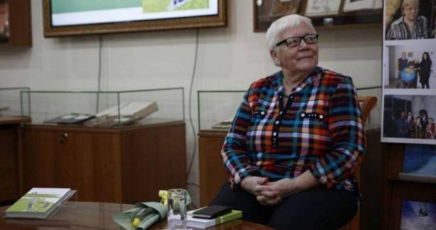 ВСалехарде прошла презентация книги знатока истории Ямала Людмилы Липатовой