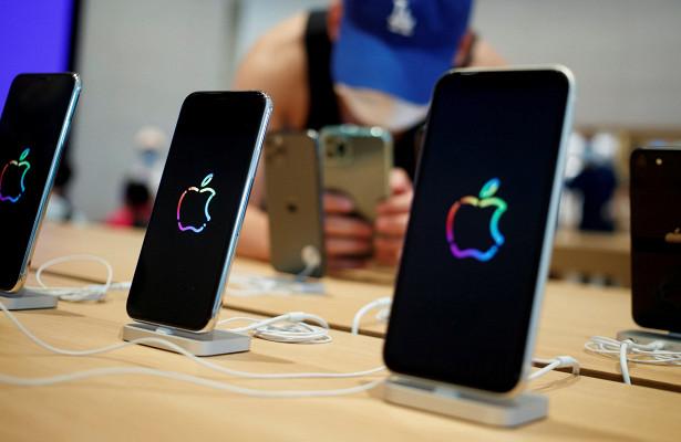 Стало известно, когда выйдет iPhone 13