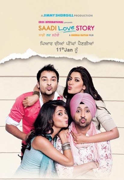 Saadi Love Story (2013) Punjabi Full Movie Watch Online