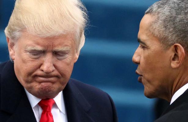 Трамп заморозил одобренный Обамой перевод Палестине
