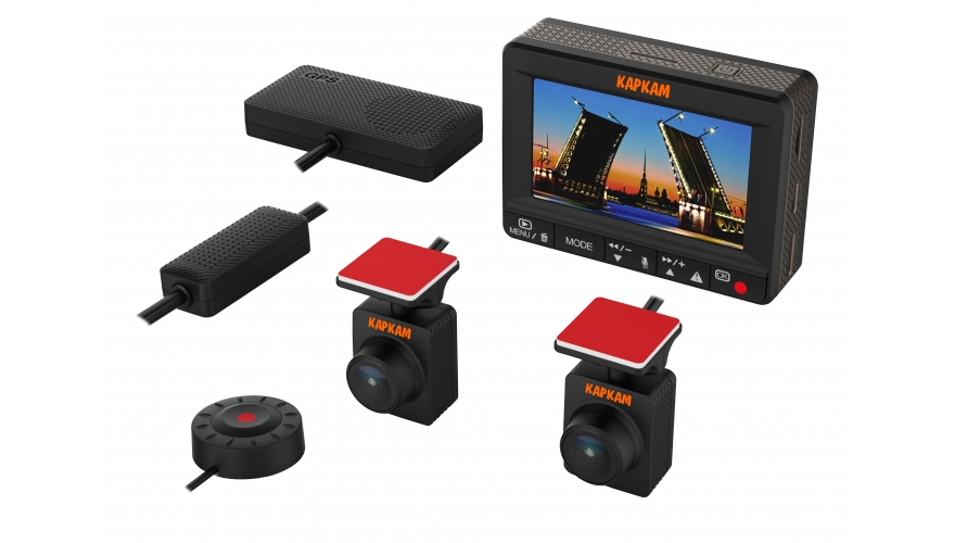 Автомобильный видеорегистратор как работает