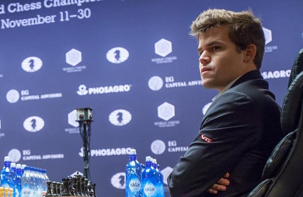 Карлсен победил наМемориале Гашимова