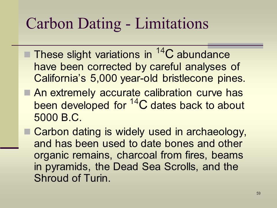Define radiocarbon dating