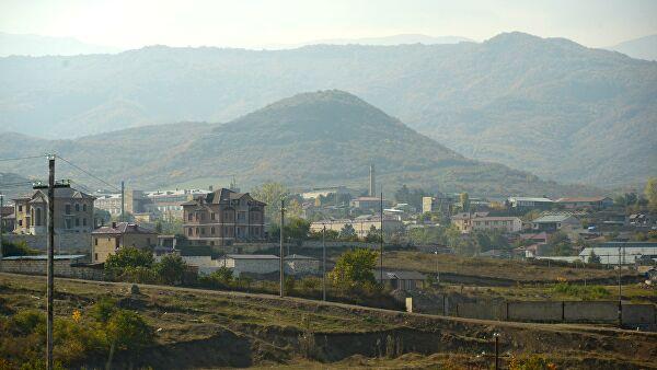 Вокрестностях Степанакерта прогремел мощный взрыв