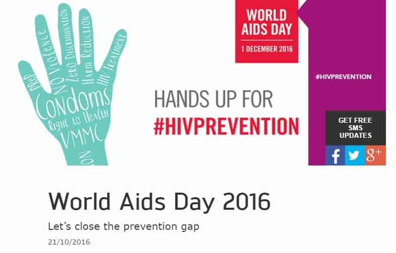 Write my short essay on world aids day