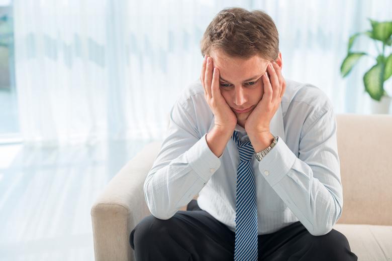 Клиническая депрессия у мужчин