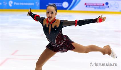 Россияне выступят вовсех видах программы Финала юниорского Гран-при