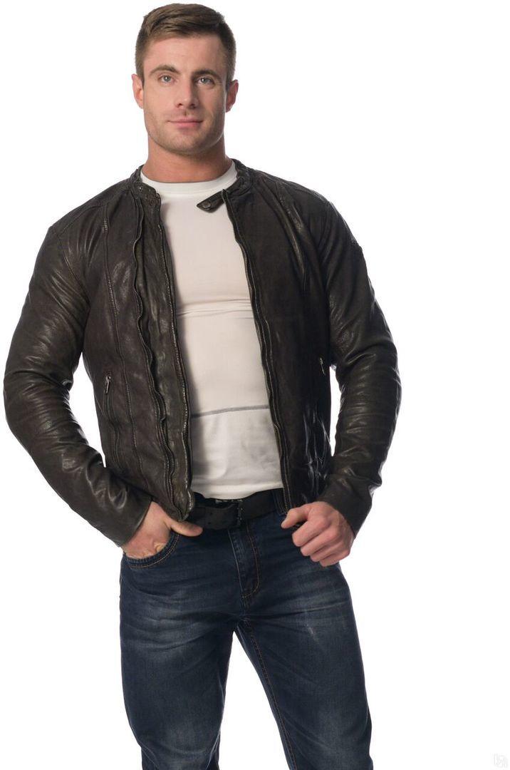 www.кожаная куртка zeus
