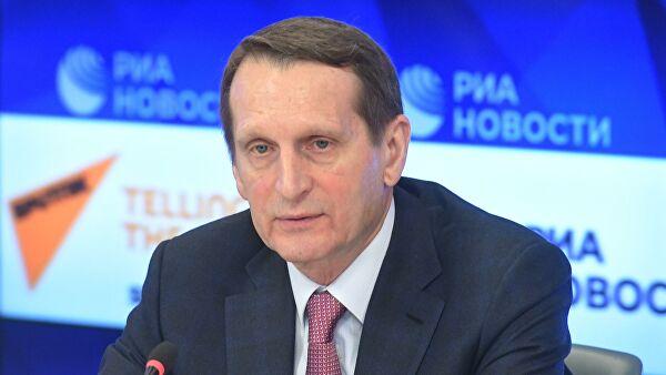 Нарышкин рассказал ороли разведки впроизводстве пенициллина вСССР